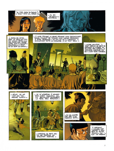 Page 5 le sang des porphyre tome 3 - gwémon