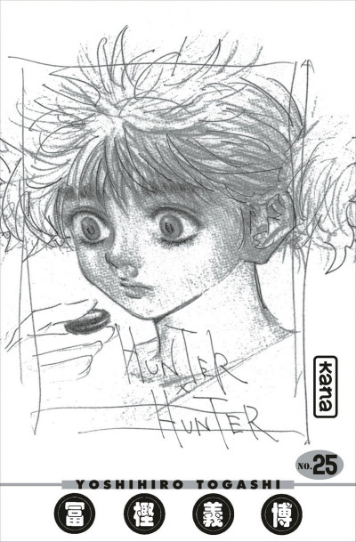 Page 3 hunter x hunter tome 25