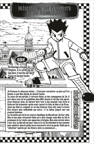 Page 4 hunter x hunter tome 25