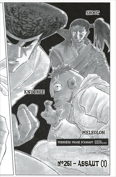 Page 8 hunter x hunter tome 25