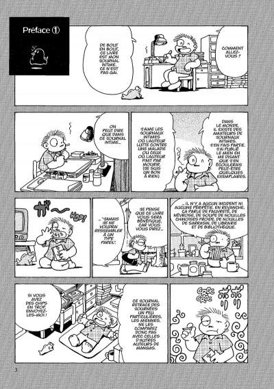 Page 4 journal d'une dépression