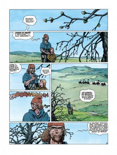 Page 3 Complainte des landes perdues - cycle Sioban tome 2