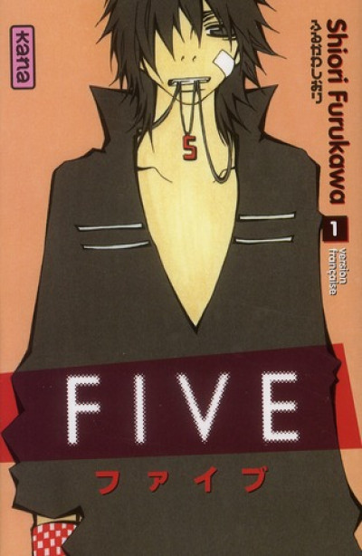 Couverture five tome 1