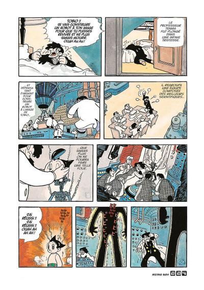 Page 5 astro boy tome 1