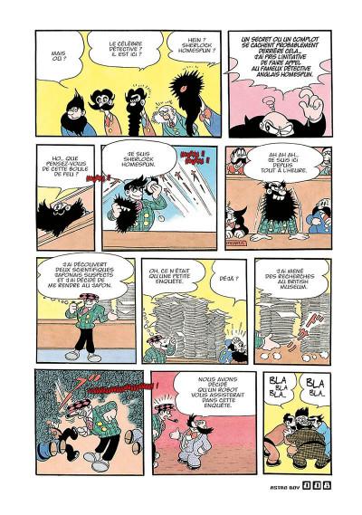 Page 9 astro boy tome 3