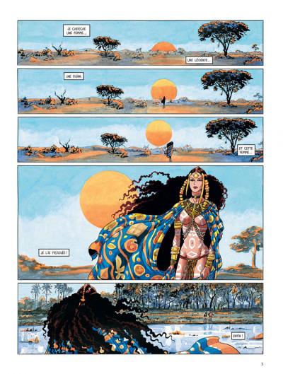Page 3 djinn tome 9 - le roi gorille
