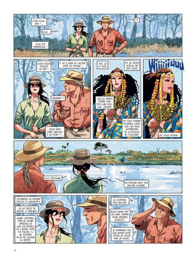 Page 4 djinn tome 9 - le roi gorille