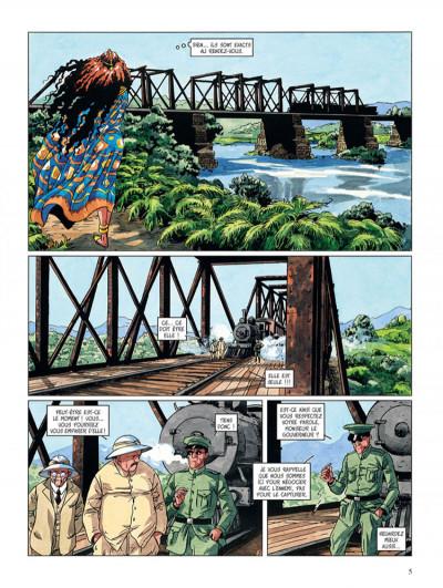 Page 5 djinn tome 9 - le roi gorille