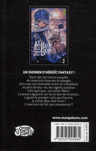 Dos letter bee tome 3