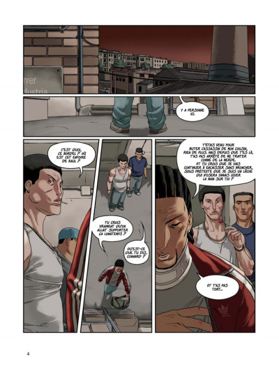 Page 2 en sautant dans le vide tome 5 - le dernier pas