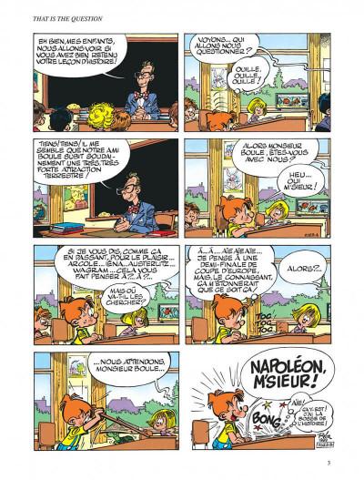 Page 3 boule et bill tome 26 - faut rigoler !