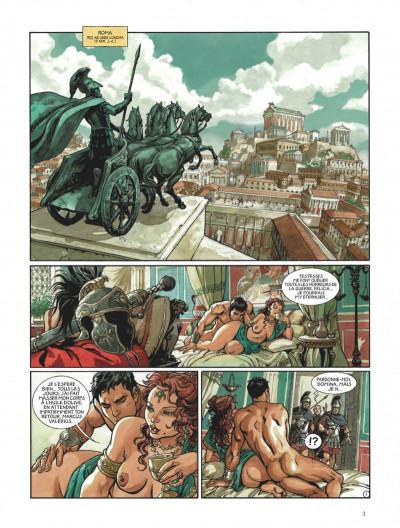 Page 3 les aigles de rome tome 2