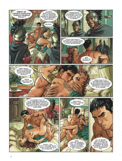 Page 4 les aigles de rome tome 2