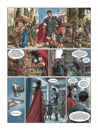 Page 5 les aigles de rome tome 2