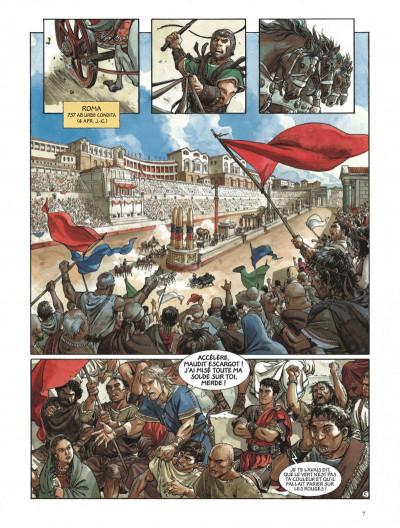 Page 7 les aigles de rome tome 2