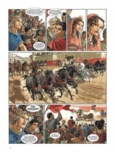 Page 8 les aigles de rome tome 2