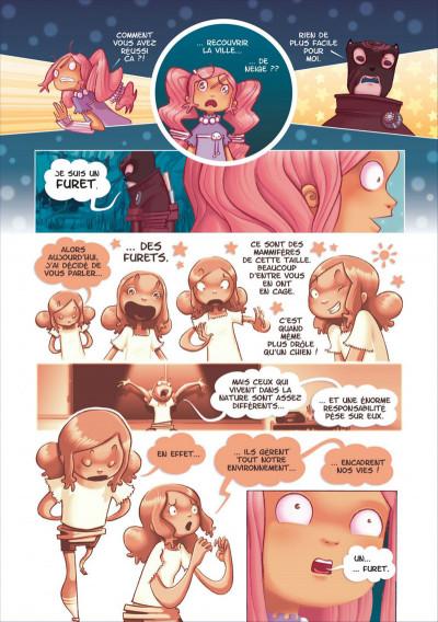 Page 8 alta donna tome 3 - même pour une rêveuse comme toi