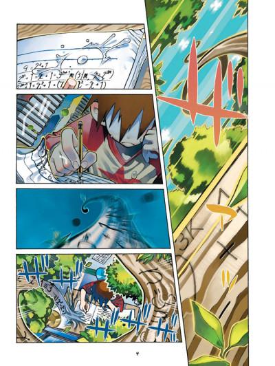 Page 2 crime school tome 1 - la rentrée des crasses