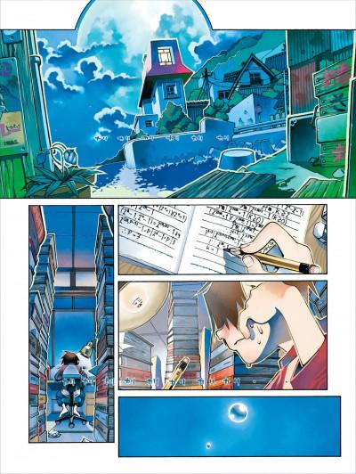 Page 3 crime school tome 1 - la rentrée des crasses