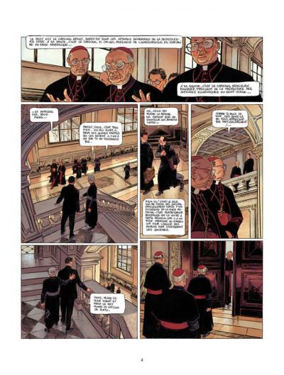 Page 2 le janitor tome 3 - les revenants de porto cervo
