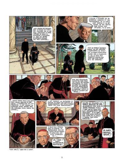 Page 3 le janitor tome 3 - les revenants de porto cervo