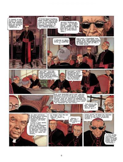Page 4 le janitor tome 3 - les revenants de porto cervo