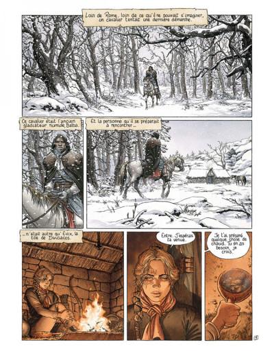 Page 1 murena tome 7 - vie des feux