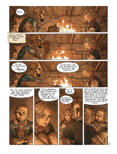 Page 2 murena tome 7 - vie des feux