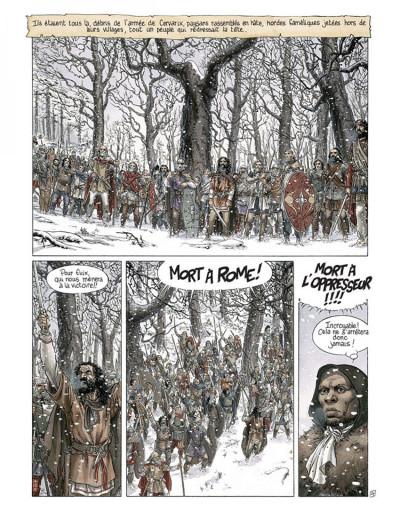 Page 4 murena tome 7 - vie des feux