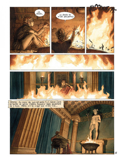 Page 5 murena tome 7 - vie des feux