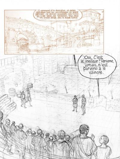 Page 6 murena tome 7 - vie des feux