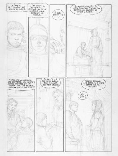 Page 7 murena tome 7 - vie des feux