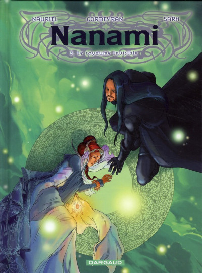 image de nanami tome 3 - Le royaume invisible