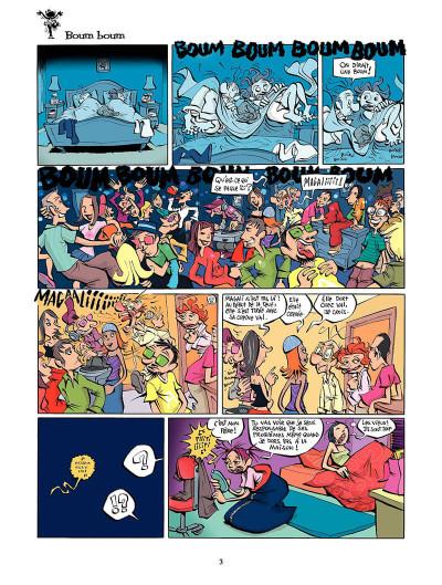 Page 2 la smala tome 5 - le live
