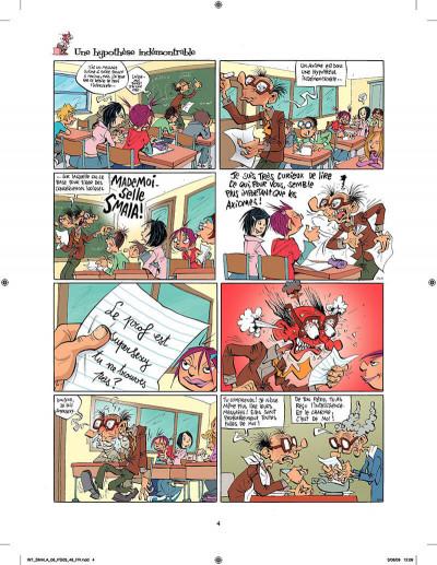 Page 3 la smala tome 6 - magali déménage