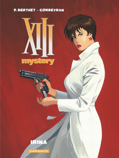Couverture xiii mystery tome 2 - irina