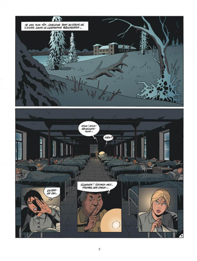 Page 5 xiii mystery tome 2 - irina