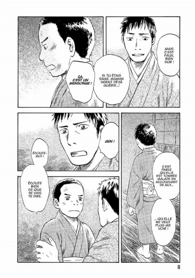 Page 9 mushishi tome 10