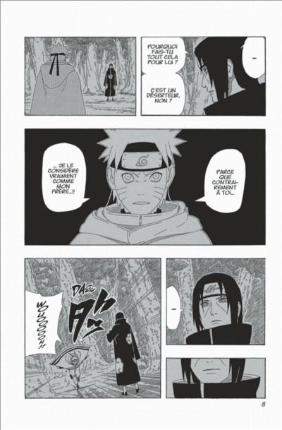 Page 8 naruto tome 44