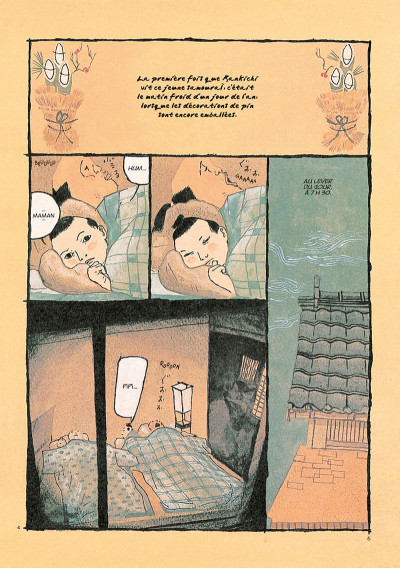 Page 7 le samouraï bambou tome 1