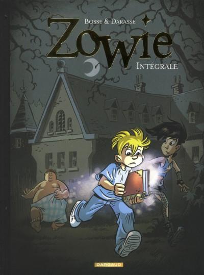 image de zowie - intégrale tome 1 à tome 3