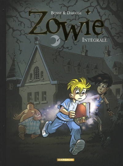 Couverture zowie - intégrale tome 1 à tome 3
