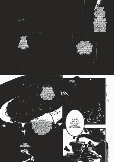 Page 4 black butler tome 1