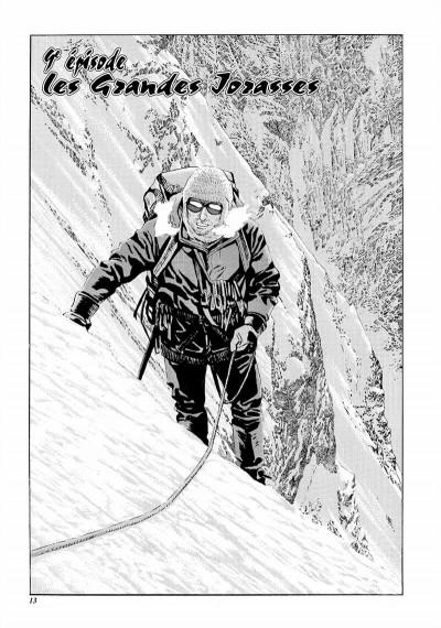 Page 4 le sommet des dieux tome 2 - édition cartonnée