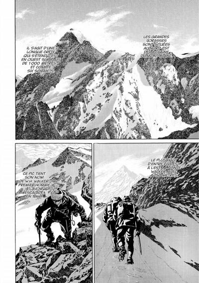 Page 5 le sommet des dieux tome 2 - édition cartonnée