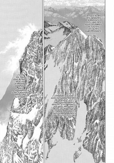 Page 6 le sommet des dieux tome 2 - édition cartonnée