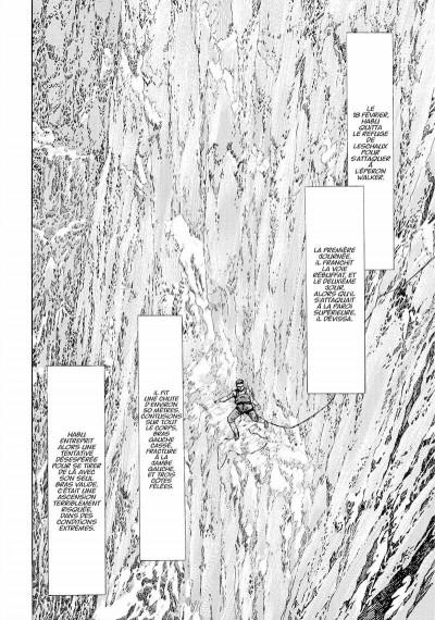 Page 9 le sommet des dieux tome 2 - édition cartonnée