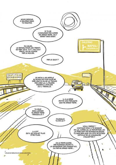 Page 2 En italie il n'y a que des vrais hommes