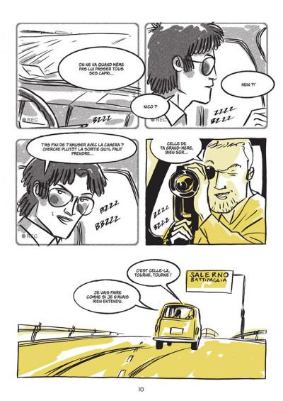 Page 3 En italie il n'y a que des vrais hommes