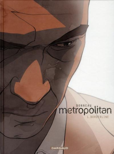 image de métropolitain tome 1 - borderline